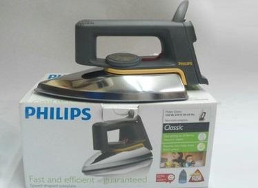 Giới thiệu sản phẩm bàn ủi Philips HD1172