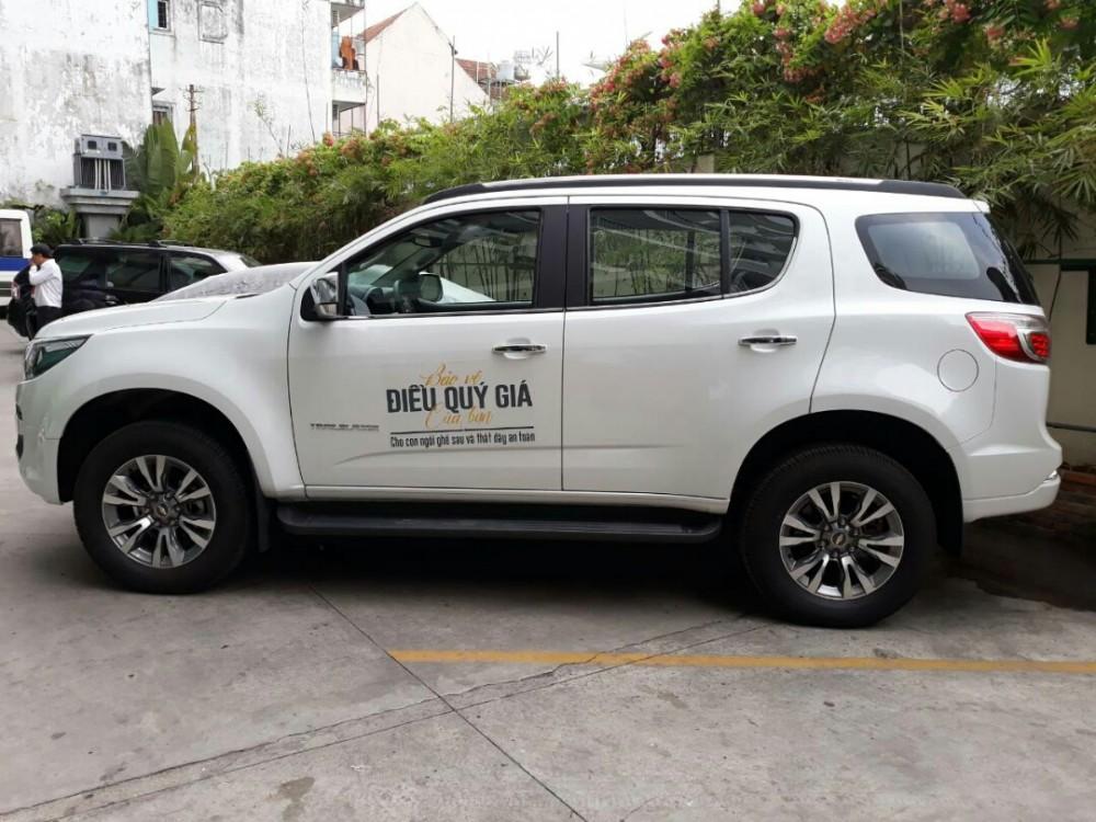 So sánh giá xe Chevrolet Trailblazer 2018 và các đối thủ SUV 7 chỗ tại Việt Nam(1)