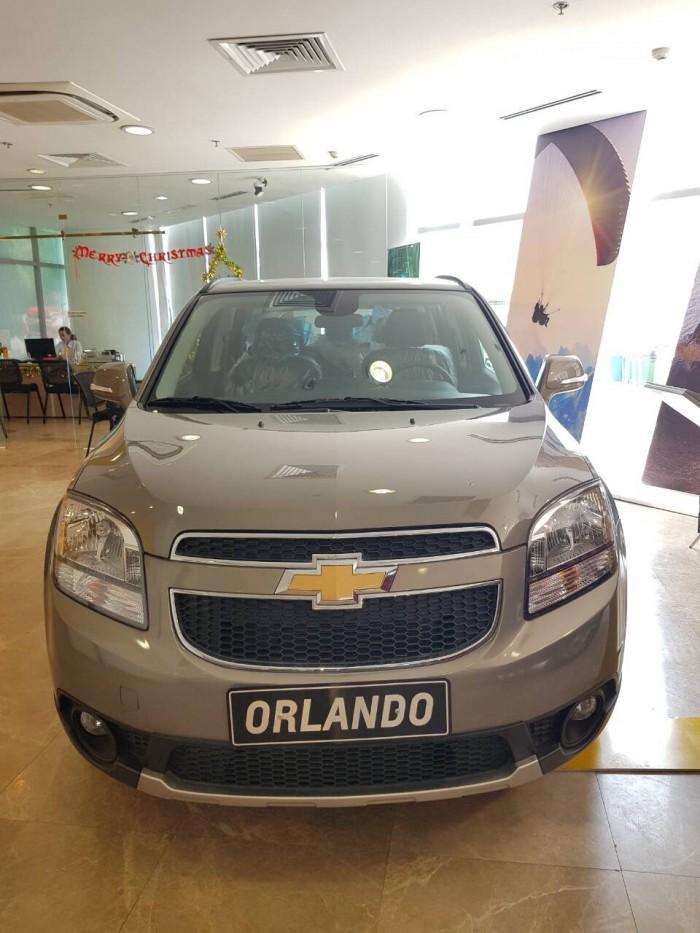 Chevrolet Orlando bất ngờ bán chạy kỷ lục(1)