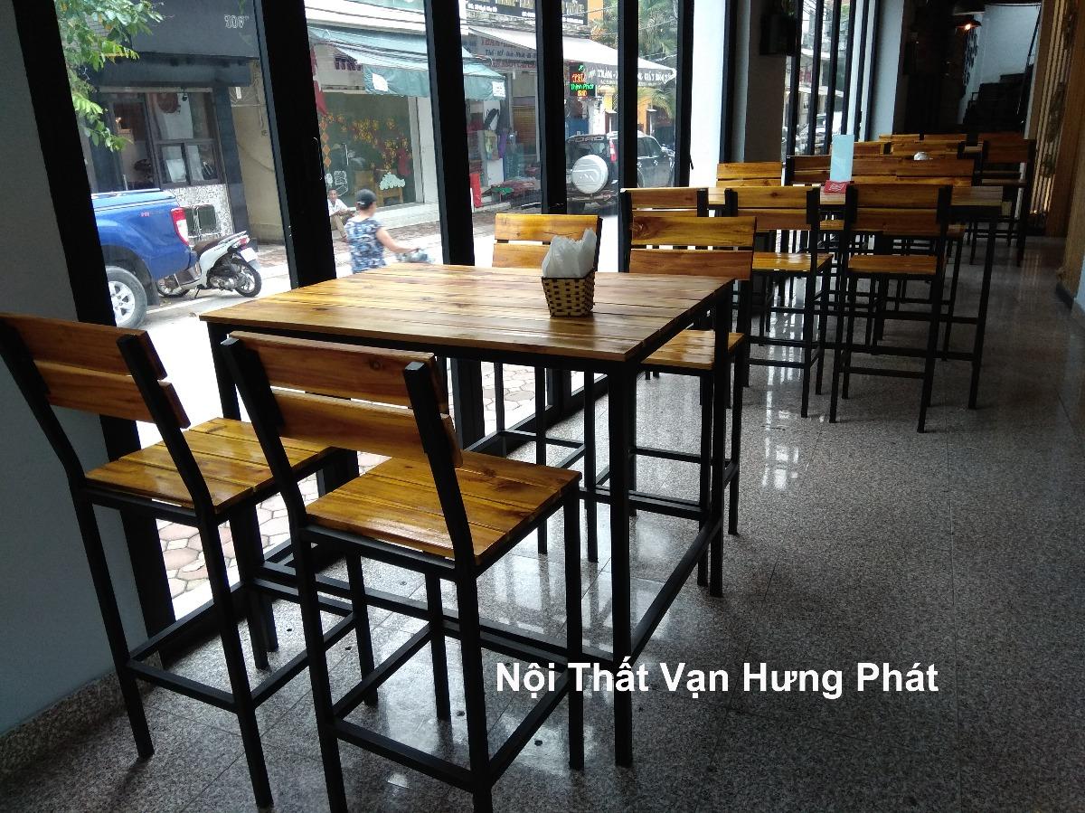 Công ty nội thất Vạn Hưng Phát chuyên sản xuất và phân phối các loại bàn ghế nhà hàng(1)