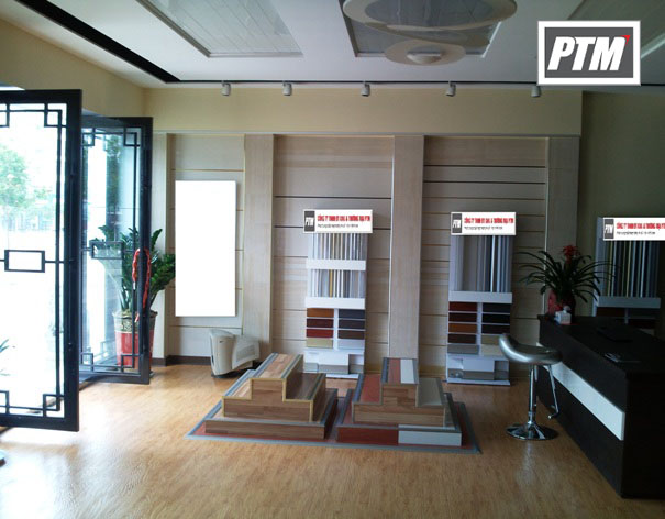 Công ty TNHH ĐT XNK và thương mại PTM chuyên cung cấp sản phẩm nẹp trang trí bằng hợp nhôm