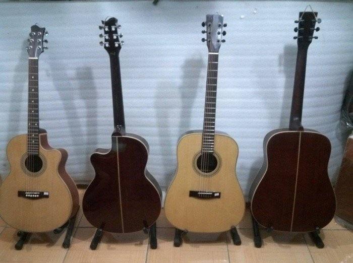 Đàn guitar phím lõm giá rẻ quận Bình Tân