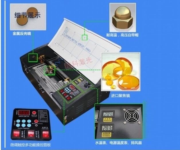 Nên sử dụng máy Laser loại nào để khắc dấu cao su(1)