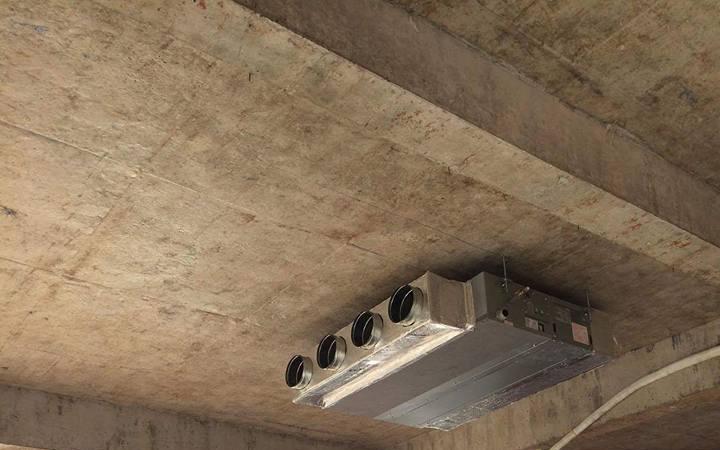 Những ưu điểm và chất lượng máy lạnh giấu trần nối ống gió Daikin(1)