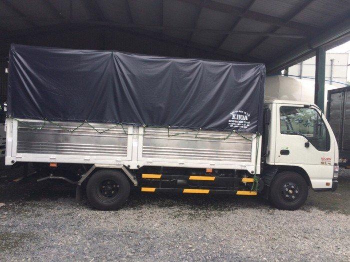 Đánh giá xe tải nhẹ Isuzu thùng bạt(1)