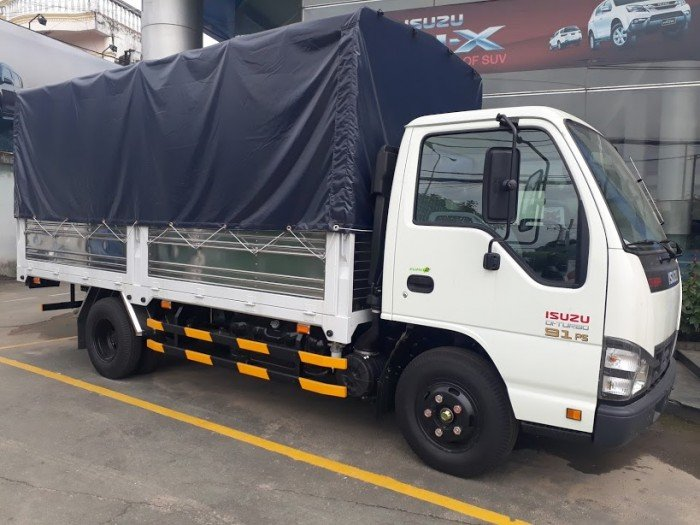 Đánh giá xe tải nhẹ Isuzu thùng bạt(2)
