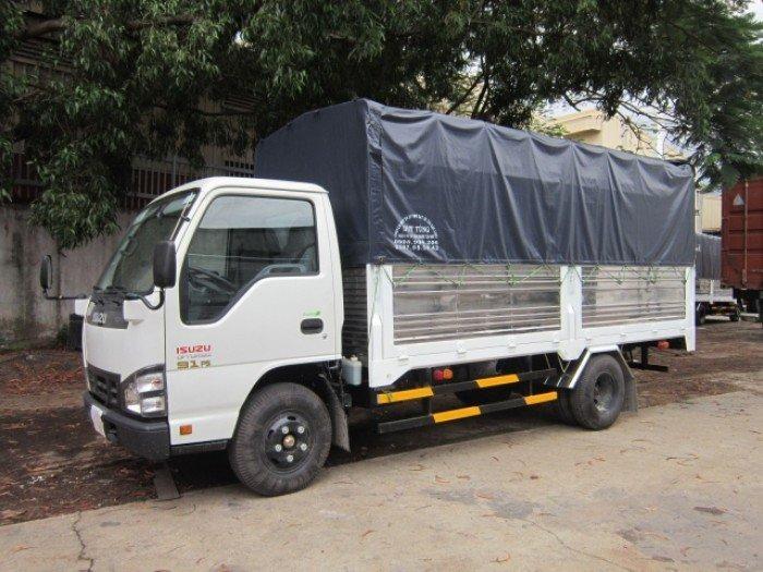 Đánh giá xe tải nhẹ Isuzu thùng bạt(3)