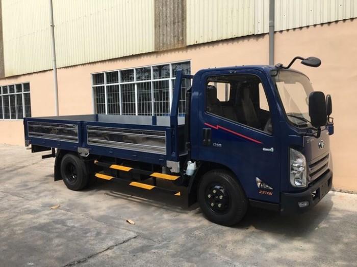 Xe tải IZ65 Đô Thành phiên bản 2018 có gì mới?