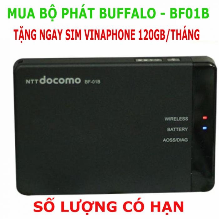 Bộ phát Wifi 3g 4g Buffalo Nhật Bản dùng để làm gì ?(1)