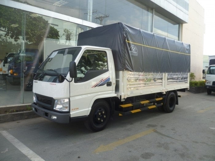 Đô Thành IZ49 nâng cấp động cơ Euro 4 phiên bản 2018(1)