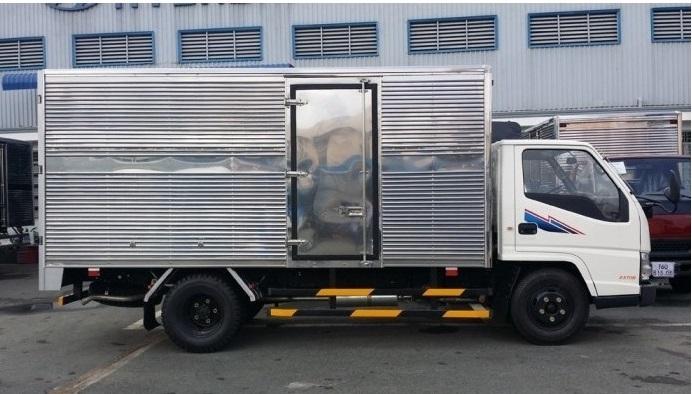 Đô Thành IZ49 nâng cấp động cơ Euro 4 phiên bản 2018