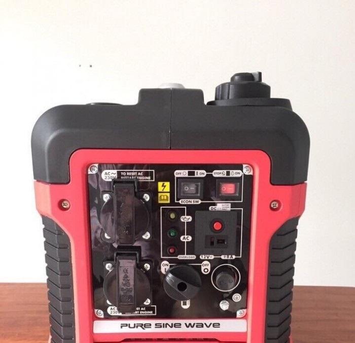 Thông số kỹ thuật máy phát điện xách tay chống ồn 2,5kw Bamboo 25i(1)