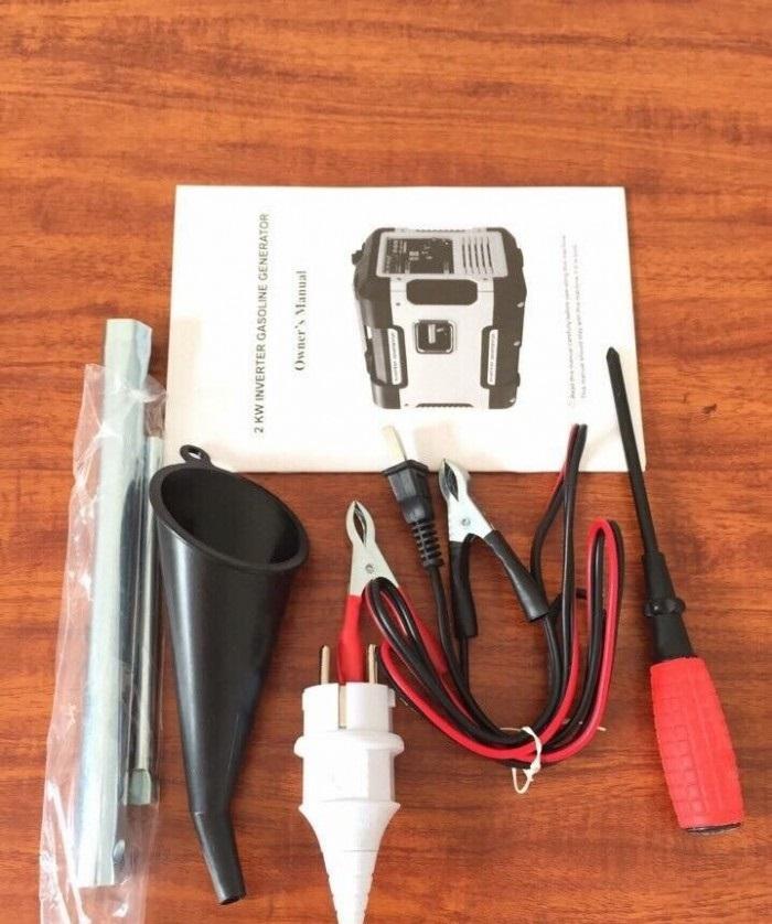 Thông số kỹ thuật máy phát điện xách tay chống ồn 2,5kw Bamboo 25i(3)