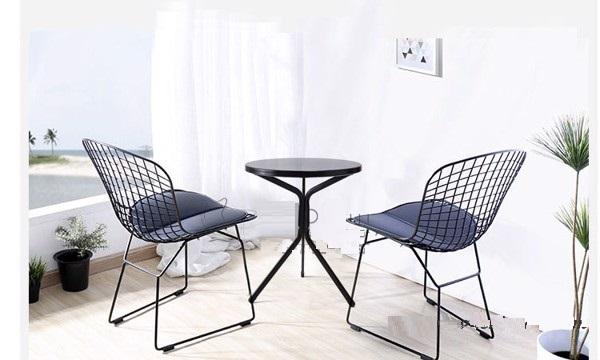 Những mẫu bàn ghế ban công ngoài trời đẹp, hiện đại giá tốt cho căn hộ(1)