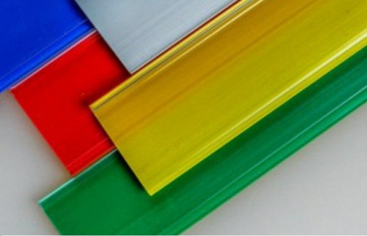 Chuyên cung cấp nẹp nhựa hiển thị bảng giá, nẹp nhựa siêu thị, nẹp gài giá