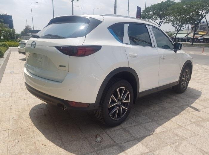 Phân tích ưu nhược điểm của Mazda CX-5 2018(4)