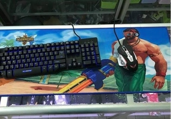 Lý do chọn mua tấm lót chuột khi dùng máy tính