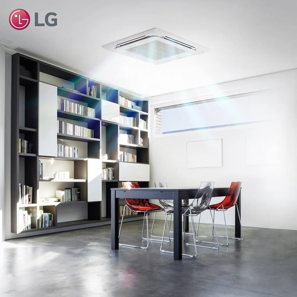 Máy lạnh âm trần LG(1)