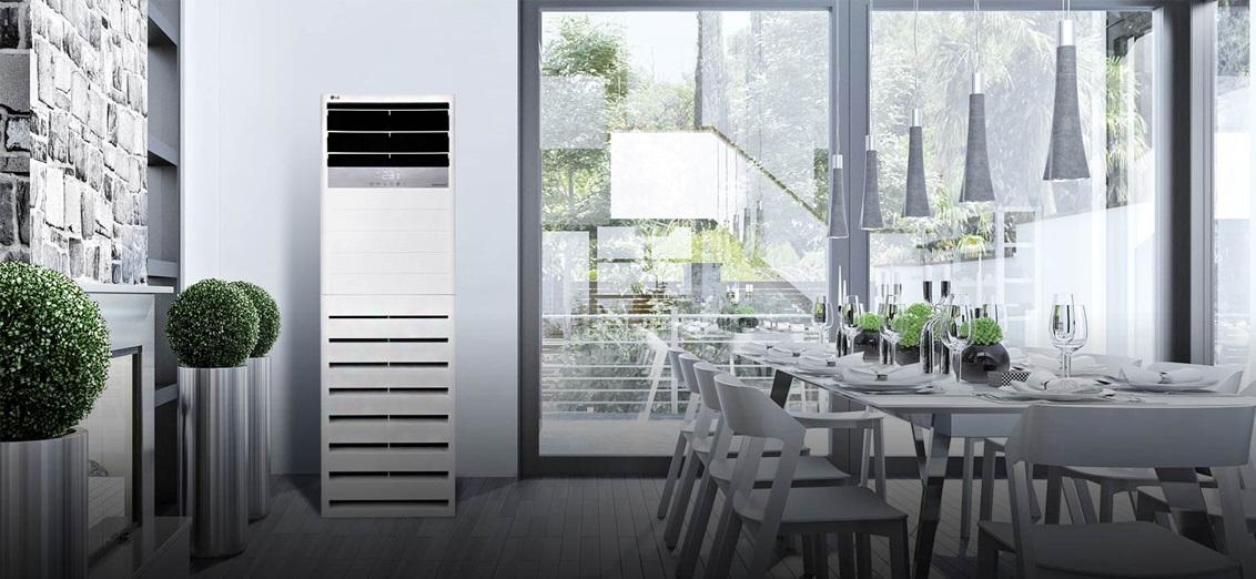Máy lạnh tủ đứng LG