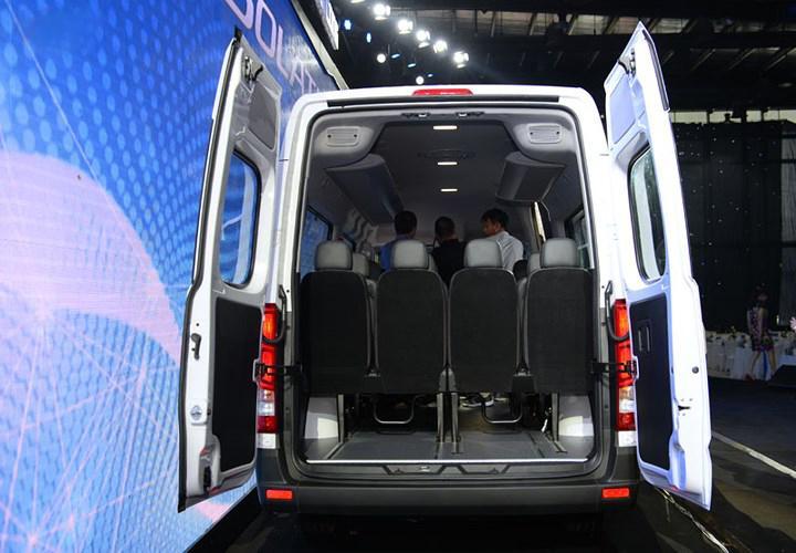 Hyundai Solati không gian nội thất rộng rãi nhất phân khúc(5)