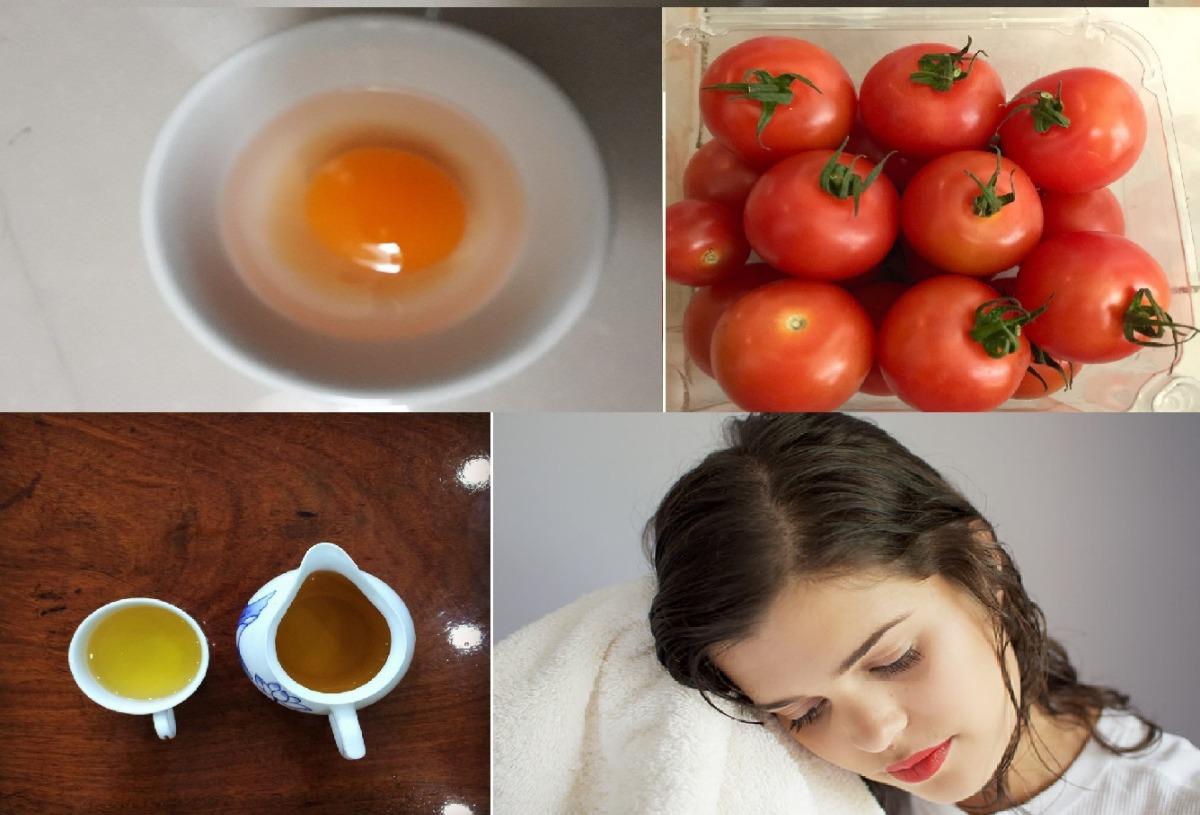 Những loại thực phẩm chăm sóc tóc tốt tại nhà