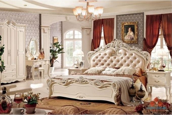 Cách chọn mua giường ngủ cổ điển hợp lý cho ngôi nhà