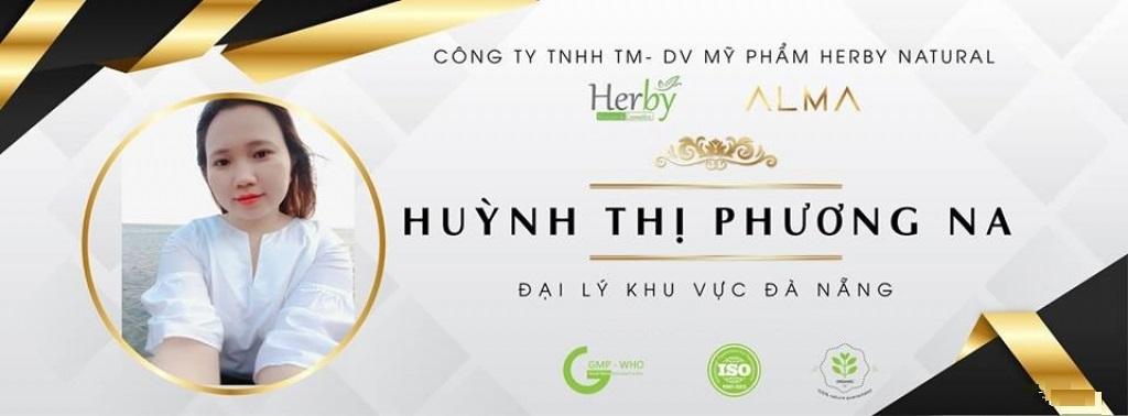 Na Na Huỳnh - Đại lý mỹ phẩm Herby Tại Đà Nẵng