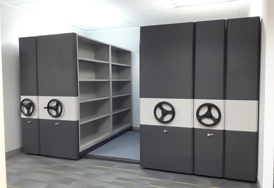 Công ty sản xuất tủ hồ sơ di động Compactor uy tín chất lượng tại Việt Nam
