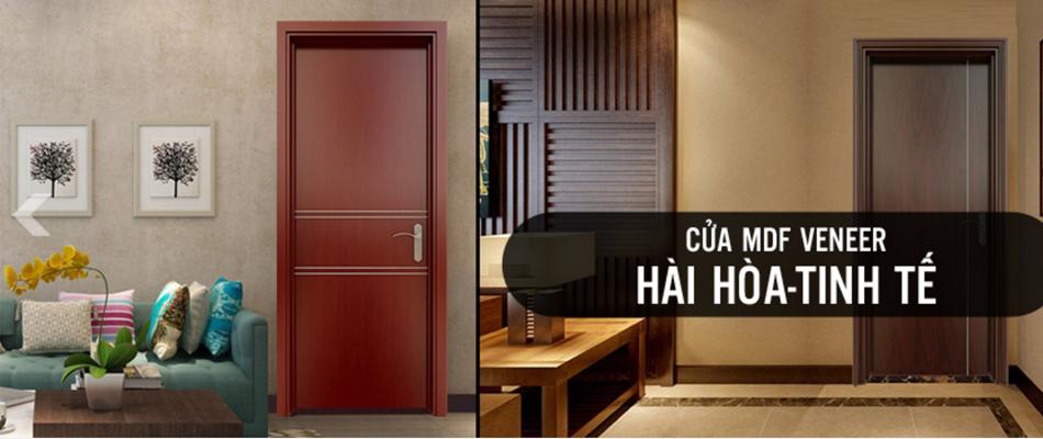 Cửa đẹp giá rẻ - cửa thông phòng - cửa vệ sinh tại Bình Dương(1)