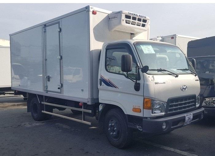 xe tải Hyundai HD99 thùng đông lạnh
