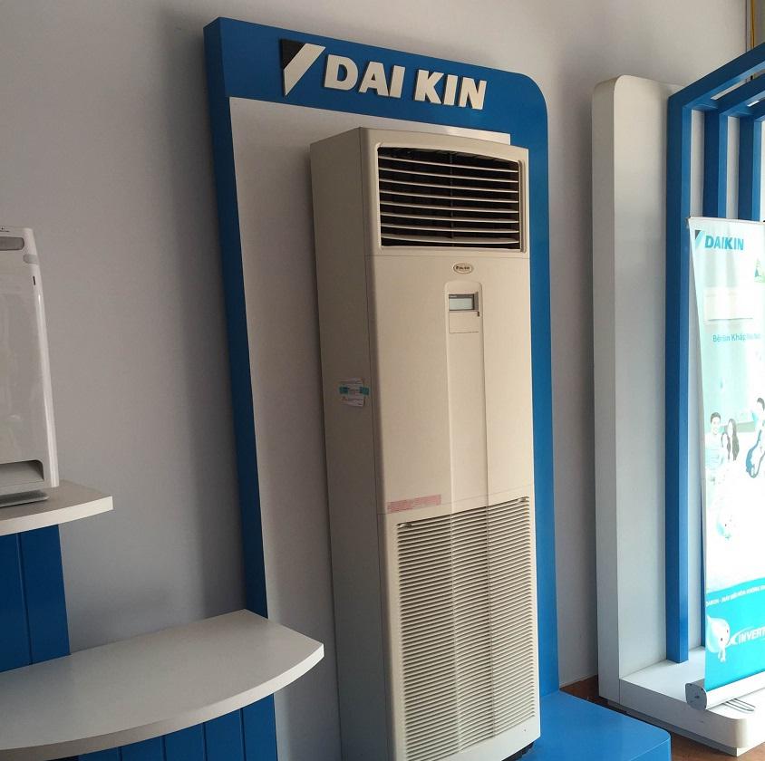 Máy lạnh tủ đứng Daikin loại Inverter tiết kiệm điện FVQ