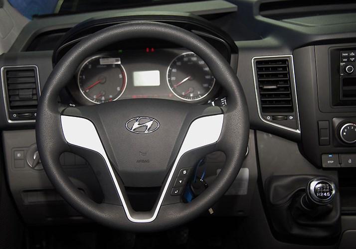 Hyundai Solati không gian nội thất rộng rãi nhất phân khúc(1)