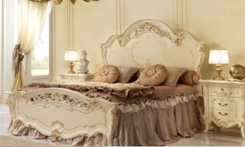 Cách chọn mua giường ngủ cổ điển hợp lý cho ngôi nhà(1)