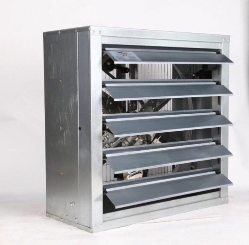 Giới thiệu quạt thông gió nhà xưởng 900