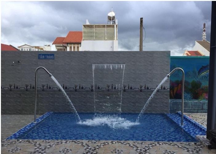 Hệ thống máy lọc nước hồ bơi cho gia đình