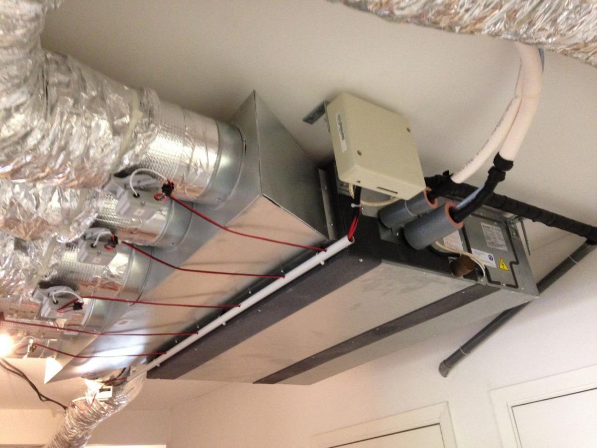 Tìm hiểu sâu về từng loại model của máy lạnh giấu trần nối ống gió Daikin(1)
