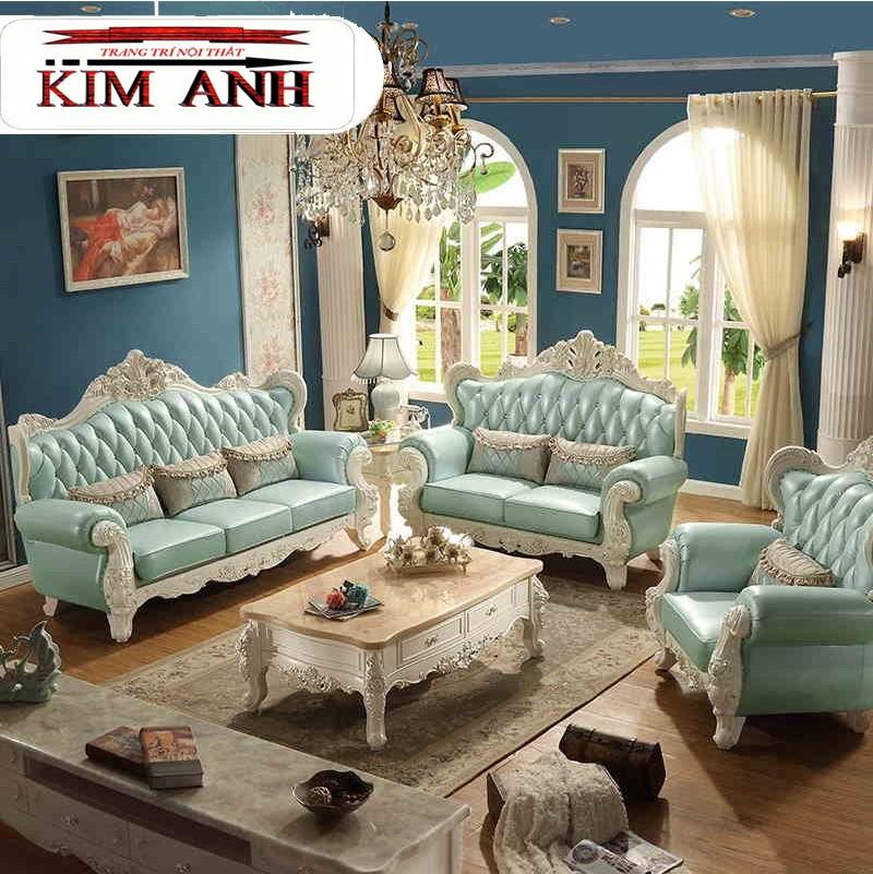 Giới thiệu tổng quát về các loại sofa cổ điển và tân cổ điển(1)