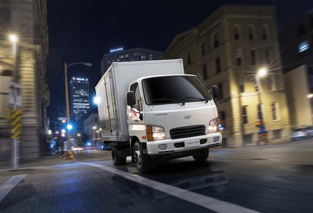 Hyundai New Mighty N250 2,5 tấn gây sốt thị trường xe tải nhẹ