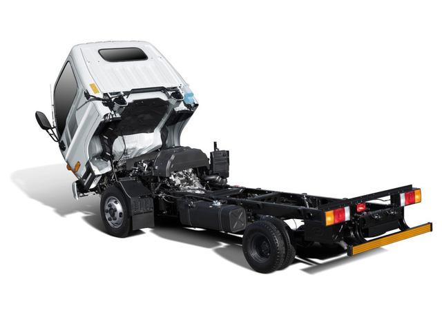Hyundai New Mighty N250 2,5 tấn gây sốt thị trường xe tải nhẹ(4)