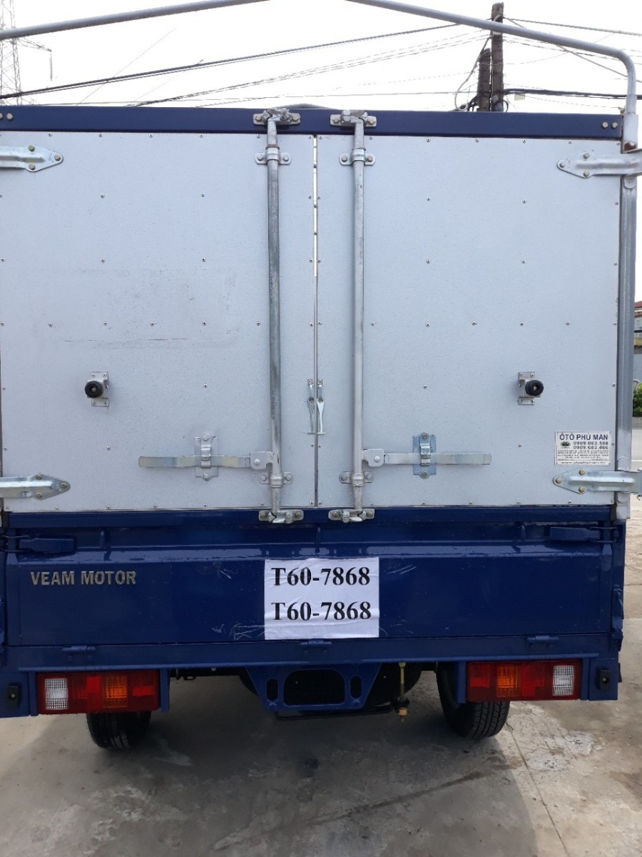 đánh giá ngoại thất xe tải Veam 990kg