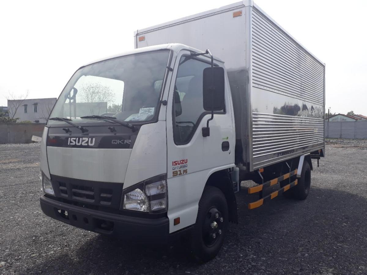 Chính sách vay vốn khi mua xe tải Isuzu trả góp