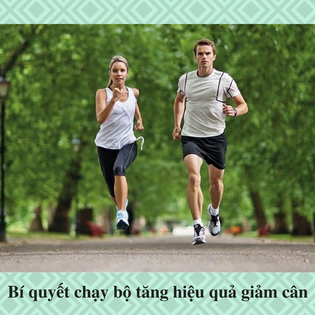 Bí quyết chạy bộ tăng hiệu quả giảm cân với 30 phút mỗi ngày