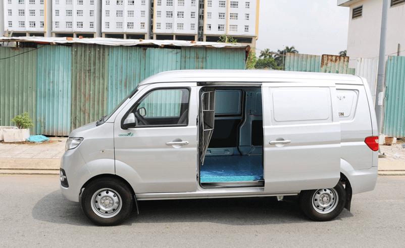 Hình ảnh xe tải van Dongben X30 V2