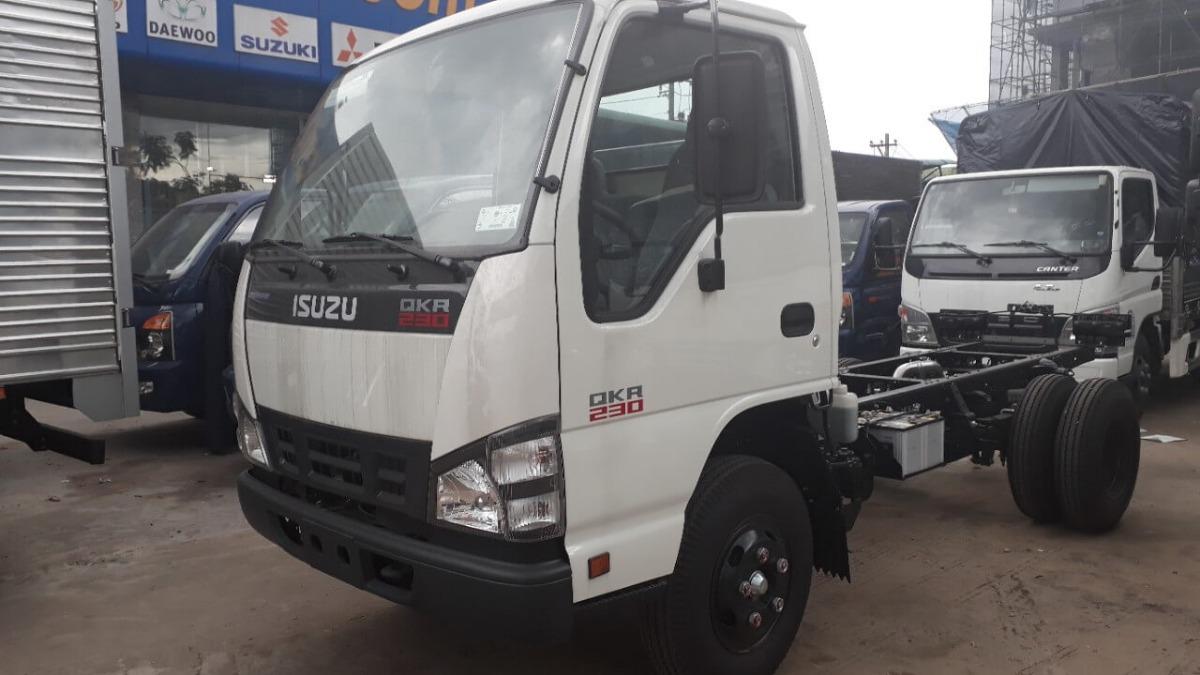 Động cơ xe tải Isuzu vô cùng bền bỉ