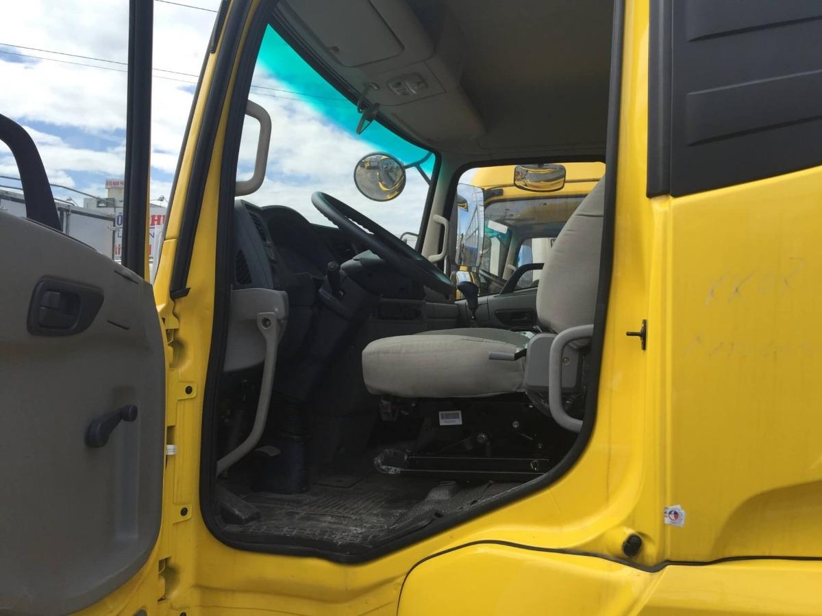 cabin xe tải thùng dongfeng b170 hoàng huy