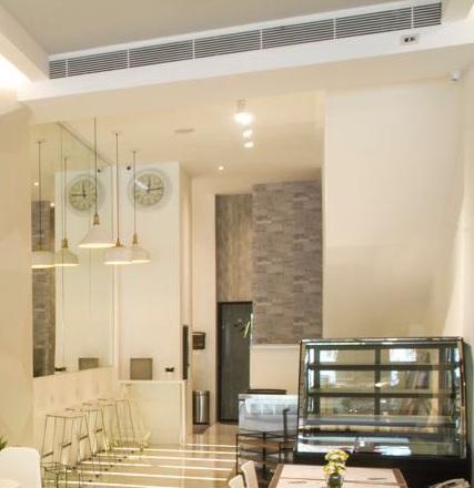Hải Long Vân chuyên lắp đặt máy lạnh âm trần nối ống gió Daikin cho biệt thự tại quận 7