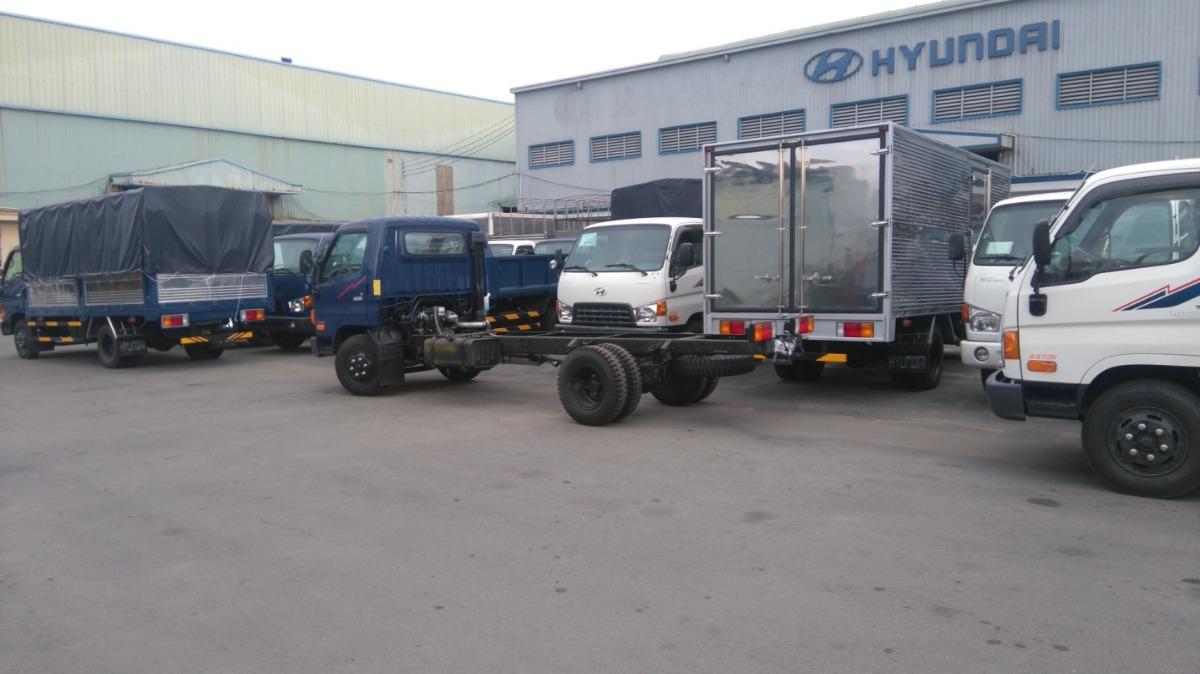 Đại lý xe tải Hyundai Đô Thành
