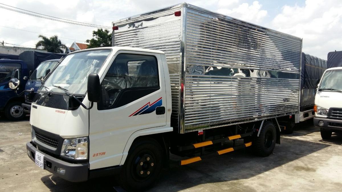 xe tải lắp ráp trong nước