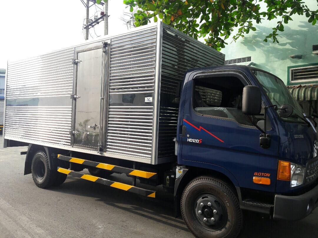 Những vấn đề cần lưu ý khi mua xe tải Hyundai 8 tấn – xe tải HD120SL thùng dài 6m2