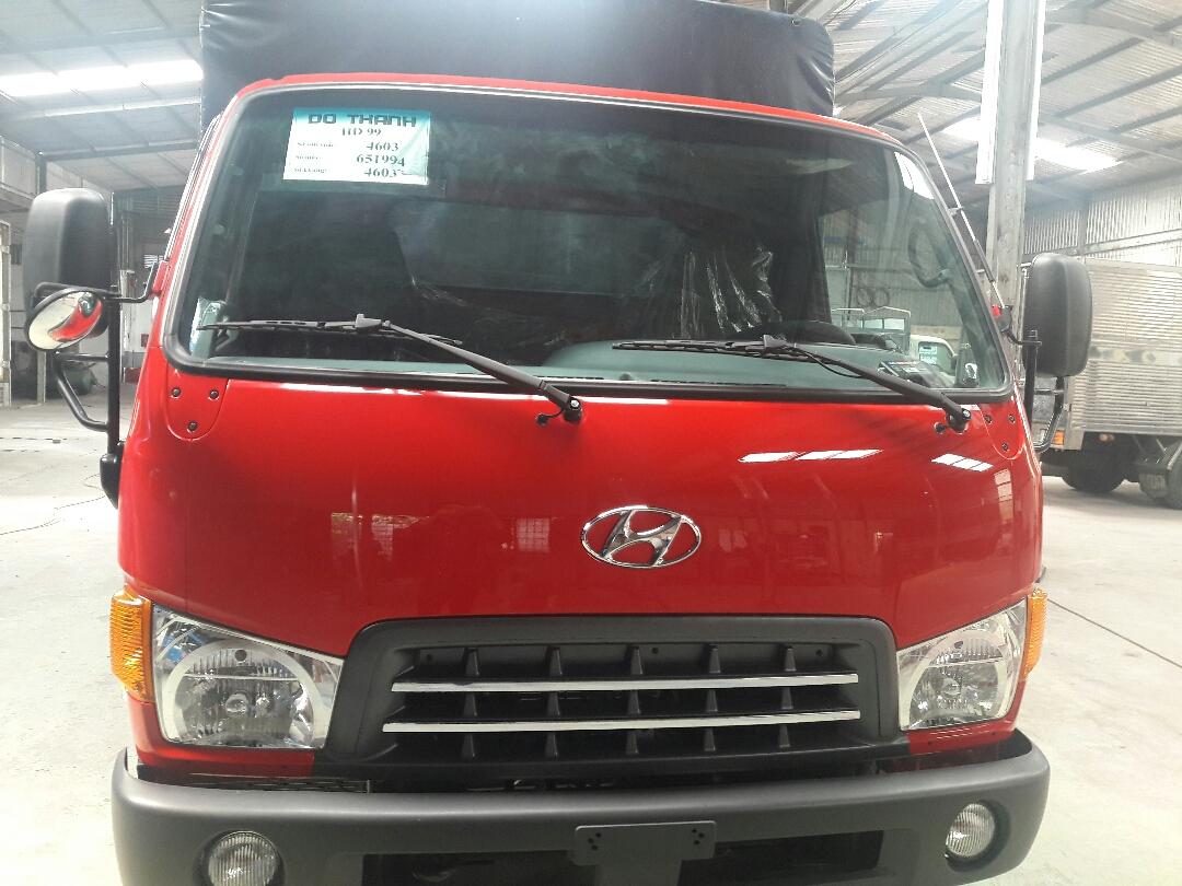 xe tải HD99